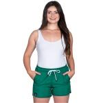 Short Tactel Feminino De Praia Verde Selten