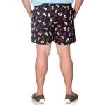Short Masculino Plus Size Tactel Caveira Selten