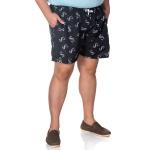 Short Masculino Plus Size Tactel Preto Selten