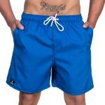 Short Tactel Masculino Summer Azul Selten