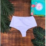 Calcinha Hot Pant Branco - Avulso