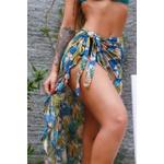 Saia Brasil (arara azul)