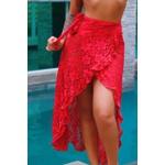 Saia Luxo Bahia (vermelha)