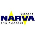 Lampada Ambar 12V 21W 1 Polo Grande P/ Pisca - Narva Germany