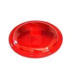 Lente Lanterna Traseira Foguinho Vermelha (P/ Lanterna PL550)