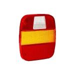 Lente Lanterna Traseira Ford Cargo/VW