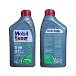 Oleo Motor 5W30 Mobil Super 3000 Formula D1 Sintetico API SP