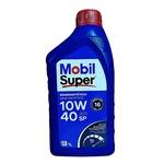 Óleo Motor 10W40 Semi Sintético Mobil Super 2000 X3 API SP