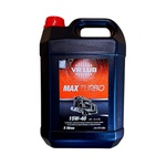 Óleo Motor Diesel 15W40 VR Lub MAX Turbo - Galão 5 Litros
