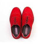 Sapato Oxford Vermelho