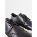 TENIS MASCULINO KINGS BROGUE BLACK