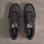 TENIS MASCULINO EFFECT BLACK NYLON