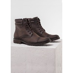 BOTA MASCULINA TROY FOSSIL BROWN