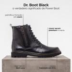 BOTA MASCULINA DR BOOT BLACK
