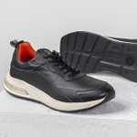 TENIS MASCULINO AIR BLACK TRAINER