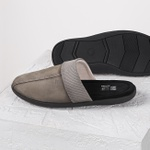 PANTUFA MASCULINA SLIPPER GRAY