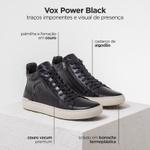 TÊNIS MASCULINO VOX POWER BLACK