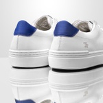 TENIS MASCULINO VOX COOL WHITE + BLUE