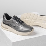 TENIS FEMININO AIR METALLIC STONED