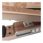 Prancha Babyliss Pro Nano Titanium Rose Gold Roger 1 1/4 - Media