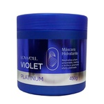 Lowell Violet Platinum Máscara Matizadora Hidratante - 450g
