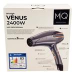 Secador MQ Hair Profissional Vênus Ion Rose Gold Chumbo 2400 Watts