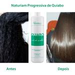 Naturiam Quiabo Natural Smooth Progressiva Sem Formol - 1000ml