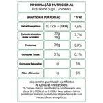Display Bananinha Cremosa C/Açúcar 720g