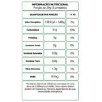 Biscoito de Arroz Integral Orgânico 80g