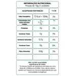 Paçoca Rolha Zero Açúcar 1.008kg
