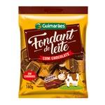 Fondant Leite e Chocolate 160g
