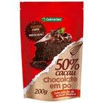 Chocolate Em Pó 50% Cacau 200g