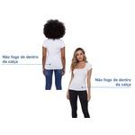 Camisa Skin Shirt Branca Feminina
