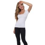Camiseta Skin Shirt Outlast Branca Feminina