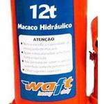 Macaco Hidráulico Tipo Garrafa 12 Toneladas Waft 6526