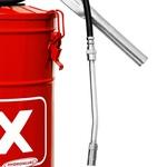 Bomba Manual para Graxa HYDRONLUBZ 14Kg Vermelho 8485