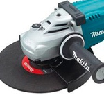 "Esmerilhadeira 9"" Makita Industrial Ga9030 2400 Watts 220 Volts"