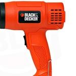 Soprador Térmico de 1500W - BLACK+DECKER-HG1500