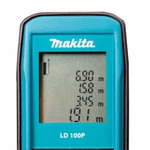 Medidor de Distância a Laser 100 Metros MAKITA LD100P