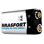 BATERIA 9V BRASFORT 6312