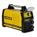 Inversora de Solda Portátil 130A - LYNUS-LIS-130