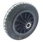 Roda Para Carrinho De Mão Plus Eva Completa 3,25 X 3 Eixo 26mm