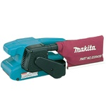 Lixadeira de Cinta Makita 76x457mm 650 Watts 9910 220 Volts