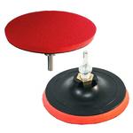 Suporte Disco 125mm com Velcro e Adaptador 762209 MTX
