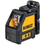 Nível a Laser Horizontal e Vertical com 3 Pilhas AA e Maleta - DEWALT-DW088K