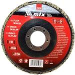 Disco Lixa Flap 4.1/2 115x22mm Grão 80 740299 Mtx