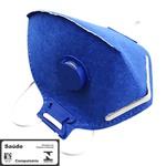 Máscara PFF2 com Válvula N95 Prosafety