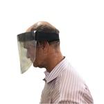 Protetor Facial de Policarbonato com testeira ajustável 200mm 200E ledan