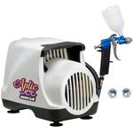 Compressor de Bronzeamento e Maquiagem Aplic Jet Shulz 110 Volts
