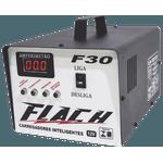 Carregador Inteligente de Bateria 30 Amp F30 FLACH